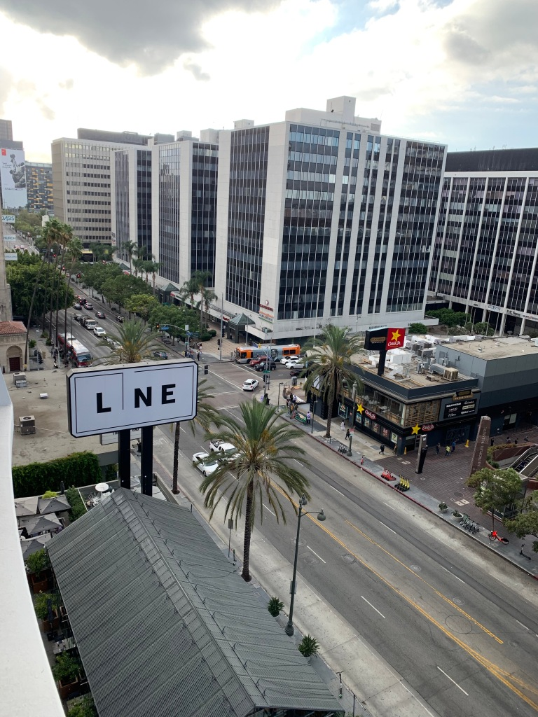 Line Los Angeles Hotels Hotels